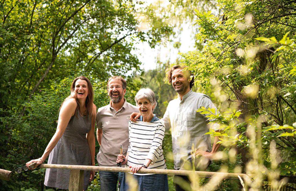 Eselsmühle Familie Bauer