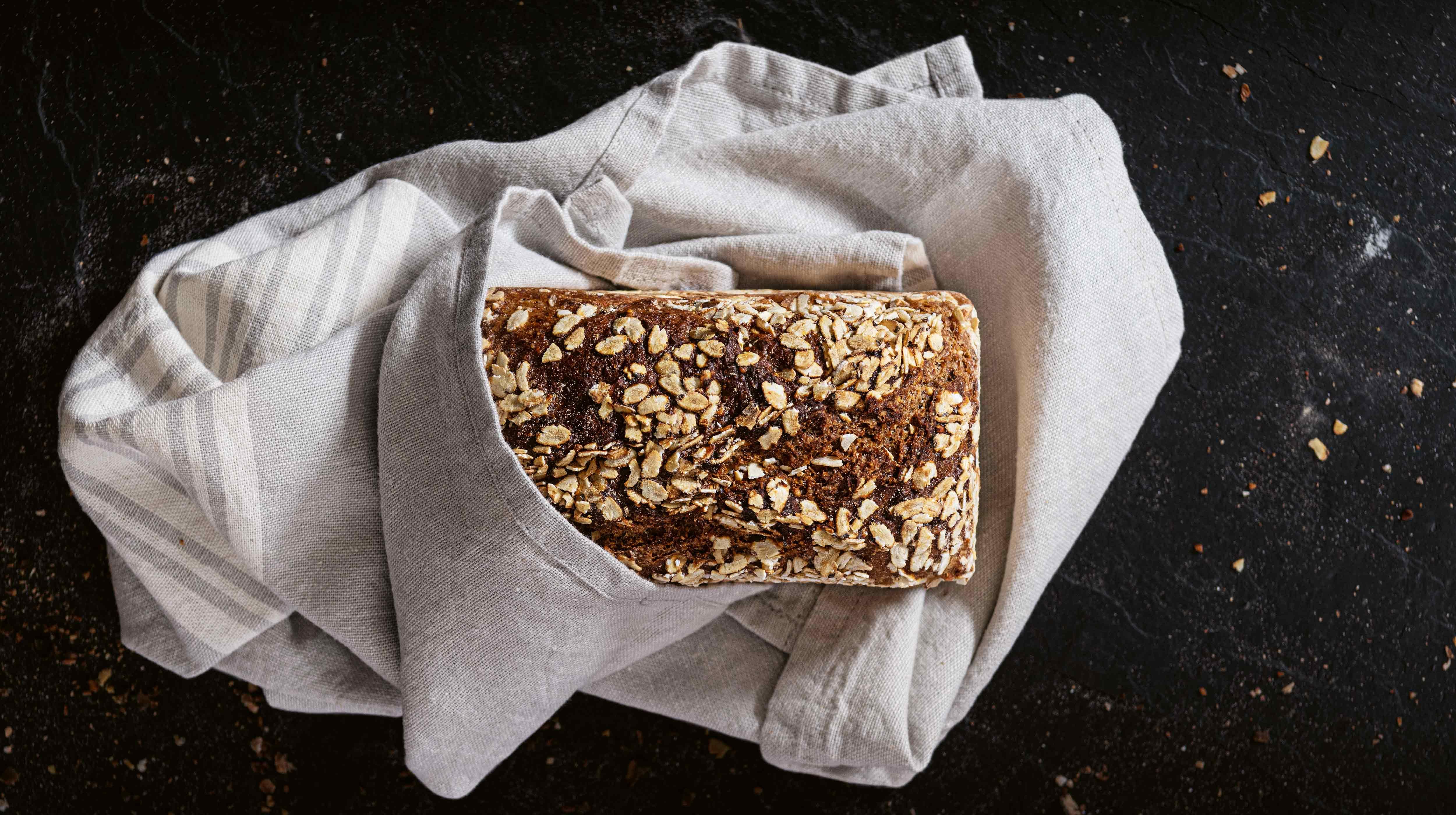Steinofenbrot Sieben-Korn-Brot